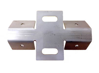 PLATE FOR STEELDECK  STAINLESS STEEL